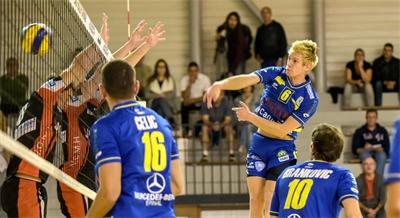 SAS volley (volley-ball)