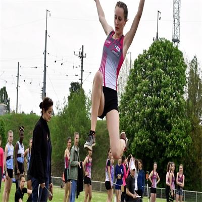 AVEC, Athlétisme