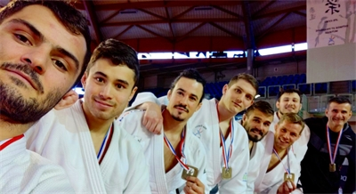 JC Etival Clairefontaine / Judo