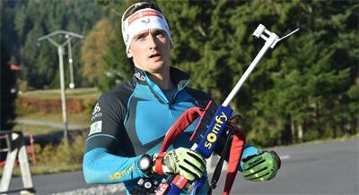 Fabien CLAUDE (biathlon)
