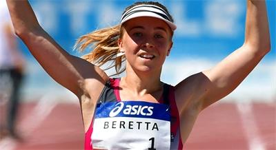 Clémence BERETTA, Athlétisme