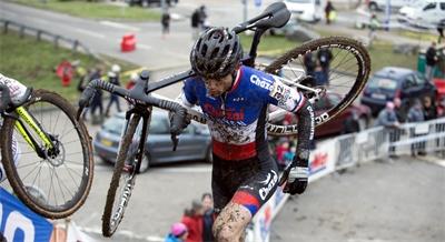 Steve CHAINEL, Cyclisme