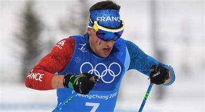Adrien BACKSCHEIDER, Ski