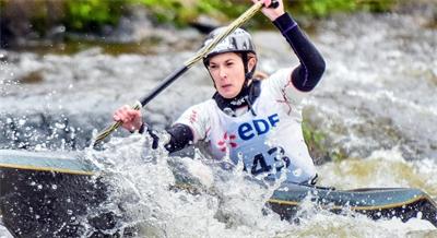 Claire HAAB (canoë-kayak)