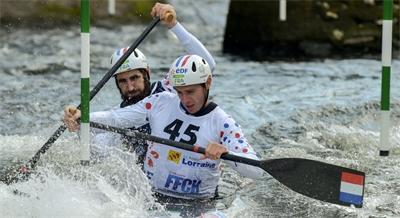 Gauthier KLAUSS - Matthieu PÉCHÉ (canoë-kayak)