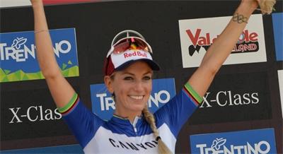 Pauline FERRAND-PREVOT - Cyclisme