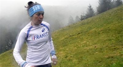 Sarah VIEUILLE / Athlétisme
